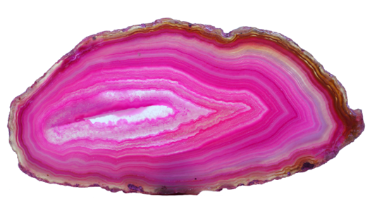 pink-banded-agate